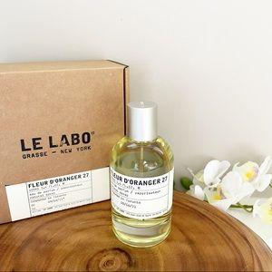 Le Labo FLEUR D'ORANGER 27 sample